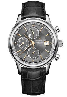 Reloj Cro Maurice Lacroix Les Classiques Cronógrafo LC6158-SS001-330-1