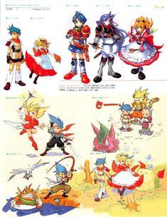 Breath Of Fire 3, Dino Crisis, Video Game Art, Video Games, Sword And Sorcery, Mega Man, Cartoon Shows, Manga Games, Cartoon Styles
