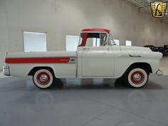 1958 Chevrolet Apache Pickup for sale #1726132 | Hemmings Motor News