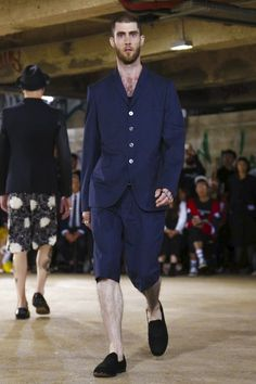 Junya Watanabe Fashion Show Menswear Collection Spring Summer 2017 in Paris
