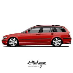 Toyota on Behance E46 Touring, Bmw Wagon, Bmw E39, Car Sketch, Car Drawings, Unique Cars, Station Wagon, Art Cars, Cars And Motorcycles