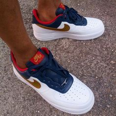 "Nike Air Force 1 Olympic ""USA"""