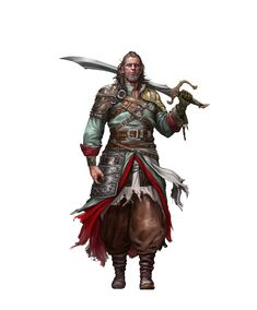 ArtStation - mercenary, Younghun Byun Digital Art Fantasy, Fantasy Concept Art, Fantasy Character Design, Character Art, Beard No Mustache, Fantasy World, Fantasy Characters, Art Lessons, Mythology