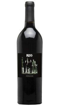 yes! KISS wine www.celebritycellars .com