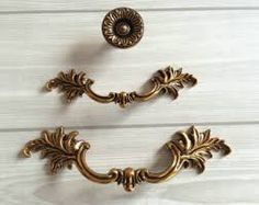 Image result for french style drawer louis pull handle