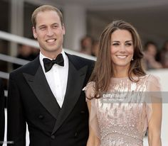 Prince William, Duke of Cambridge and Catherine, Duchess of Cambridge attend the ARK Anniversary Gala Dinner at perk's Field on June 2011 in London, England. Get premium, high resolution news photos at Getty Images William Kate, Prince William And Kate, Diana Spencer, Jenny Packham, Princess Charlotte, Princess Diana, Duke And Duchess, Duchess Of Cambridge, Duchess Kate