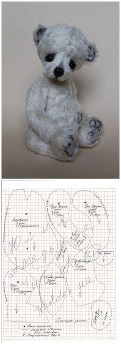 меховая игрушка - Самое интересное в блогах