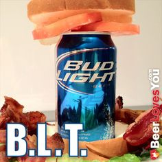 Who's ready for lunch? We are! :) #BeerLovesYou #BudLight