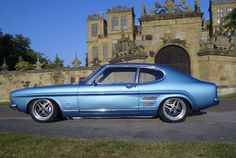 1971 Ford Capri MK1 3000GT XLR Maintenance/restoration of old/vintage vehicles: the material for new cogs/casters/gears/pads could be cast polyamide which I (Cast polyamide) can produce. My contact: tatjana.alic@windowslive.com Classic Cars British, Ford Classic Cars, Ford Capri, Ford Motor Company, Mercury Capri, Old Fords, Car Ford, Hot Cars, Car Pictures