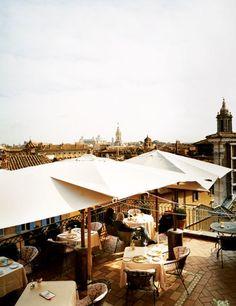 Rooftop Bars Restaurants Design Photos | Architectural Digest