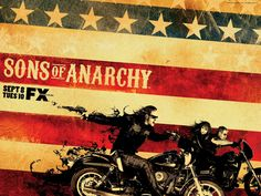 Sons of Anarchy.  And I've gotten my dad addicted!