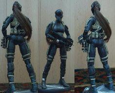Metal Gear Solid 4 - Frog by SomethingGerman