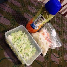 #waterdetoxify #cabbage #carrots #jicama #diy #seradiet