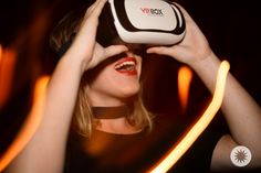 Virtual Reality - Surf - Night - Party