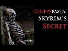 CREEPYPASTA   Skryim's Secret   DON'T ENTER THE MANOR... - YouTube