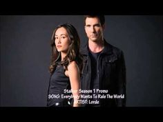 Stalker Season 1 Promo - Everybody Wants To Rule The World by Lorde - YouTube