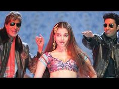 Kajra Re - Song - Bunty Aur Babli /Aishwarya Rai performs and dances beautifully