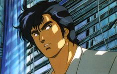 Ryo Saeba Manga Anime, Film Anime, Anime Guys, Star Citizen, Nicki Larson, City hunter, Netflix, Anime City, Japanese Illustration