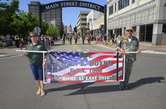 Don't miss out on the Memorial Day Parade presented by Veterans Memorial Hall and Museum.