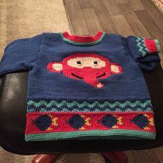Fantorangen genser til William