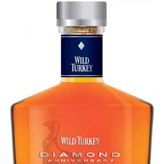 Wild Turkey Diamond Anniversary Kentucky Straight Bourbon Whiskey