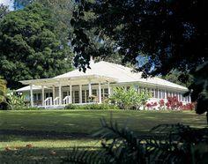 Maui, Hawaii, United States, North America: The Plantation House at Hotel Hana-Maui and Honua Spa in Maui, Hawaii