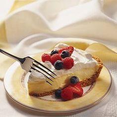 Lemon Pie para celíacos ¡Pongan la pava para hacerse un rico té y acompañar esta receta de-li-cio-sa! Ingredientes: Premezcla*: Harina dearroz6 tazas Féculadepapa2 tazas Féculademandioca1 t…