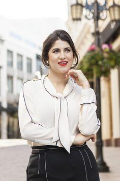 Must Have Wardrobe Staples for Work, Ann Taylor Orange Coat, Laura Lily Fashion Blog, Wear to Work Looks, Henri Bendel Waldorf Tote,