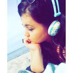 Beach vibes! @nicolexjuliana