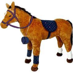 Κάθισμα Άλογο (82cm) Tigger, Dinosaur Stuffed Animal, Disney Characters, Fictional Characters, German, Horses, Animals, Toys, Gifts For Girls