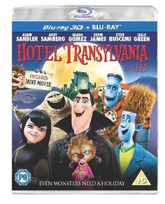 HOTEL Transylvania (3d) Welcome to Hotel Transylvania Dracula's lavish five-stake resort where monsters and their families can live it up and no humans are allowed. One special weekend Dracula (Adam Sandler) has invited all  http://www.MightGet.com/january-2017-12/hotel-transylvania-3d-.asp