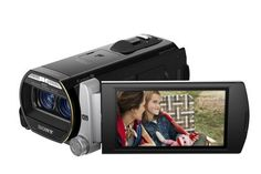 Sony HDR-TD20V High Definition Handycam 20.4 MP 3D Camcorder with 10x Optical Zoom and 64 GB Embedded Memory (2012 Model) by Sony. $1499.99. From the Manufacturer                          Sony HDR-TD20V Full HD 3D Handycam Camcorder          Double Full HD 3D camcorder    3D viewing directly on 3.5-inch LCD, no need for 3D glasses   Full HD 2D playback from 3D recordings  1920x1080 Full HD 60p/24p recording w/20.4MP still image capture  64GB Flash Memory for up t...