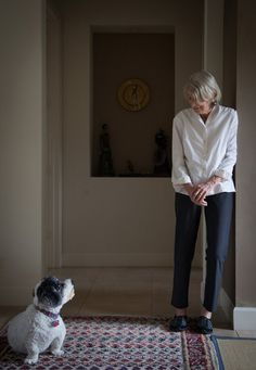 """In """"Dog Songs,"""" the best-selling poet Mary Oliver finds inspiration in love, impermanence and canine companionship."""
