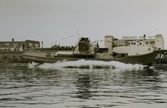 1944 Minesweeper Launch Yacht Builders, Product Launch
