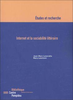 Présentation Ce livre s'intéresse à la pratique d'Internet et à la manière dont elle aecte la sociabilité littéraire. Il vise à objectiver la contribution du réseau à la lecture en étudiant les deu…