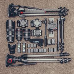 Gear inspiration for the day  Photo by @dsipictures Tag a filmmaker #camera #gear #videoshoot #sony #a7rii #a7sii #photographyislife #sonyalpha #videography #lens #mirrorless #cameras
