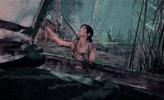 Rise of the Tomb Raider #gif