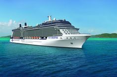 Celebrity Cruises - At Sea Weddings at sea provide an idyllic and dreamy setting for couples to get married. Imagine exchanging vows in a beautiful venue on board, perched high above the azure blue waters with boundless ocean views. At sea weddings are on the rise and it's never been easier to have your dream destination wedding while at sea. It's sure to have a wow factor when you choose a cruise At Sea wedding!