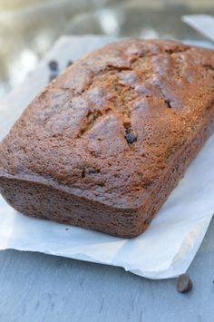 Chocolate Chip Banana Bread, Pumpkin Chocolate Chip Bread and Pumpkin ...