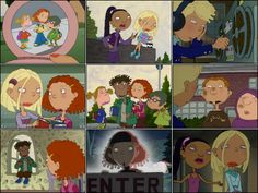 I forgot about this show! As Told by Ginger #90s