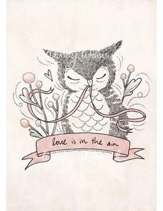 'Love is In the Air' by Whimsy Whimsical