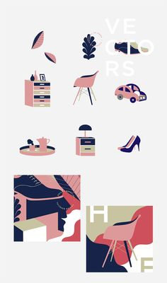 Henn's Catalog on Behance