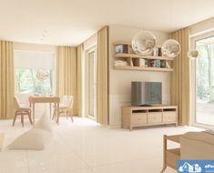 Proiect-de-casa-mica-Parter-136011-6 Loft, Bed, House, Furniture, Home Decor, Houses, Decoration Home, Stream Bed, Home