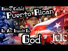 The Israelites: Being Called Puerto Rican Is An Insult Towards God! - YouTube