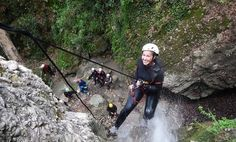 Esperienza di canyoning di 4 ore
