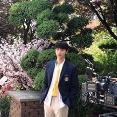 Korean Boys Ulzzang, Ulzzang Girl, Handsome Korean Actors, Handsome Boys, Dramas, W Two Worlds, Golden Child, Drama Korea, Boyfriends