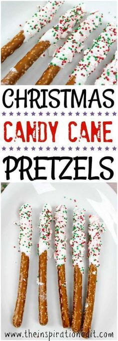 Here is a fantastic recipe for candy cane themed Christmas pretzels. This is sure to go down a treat with the kids and will be great at a Christmas party .  #christmas #Christmastreats #pretzels #Christmasfood #christmasfoodideas #candycane #candycanecookies #funfoodforkids #christmasbaking