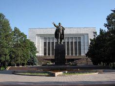 Lenin Statue Bishkek Bishkek