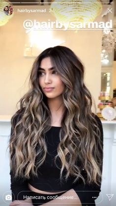 6 Amazing Black Hair Color Ideas Only For You : Have a Look! 6 Amazing Black Hair Color Ideas Only For You : Have a Look! Hair Color For Black Hair, Cool Hair Color, Ombre On Black Hair, Balayage On Black Hair, Blonde Hair, Blonde Brunette, Balayage Hair, Ombre Hair, Haircolor