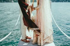 you, me, and the sea| Image by LaTo Photography